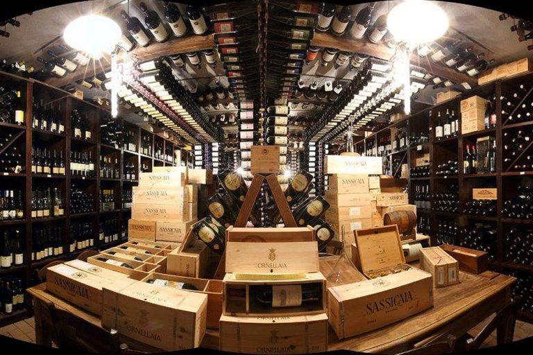 Il Fort Knox del vino? E' nelle Langhe!