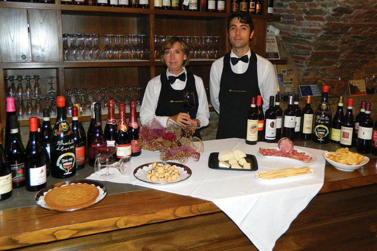 PIEMONTE – Acqui Terme (Alessandria): Enoteca Regionale Acqui Terme e vino