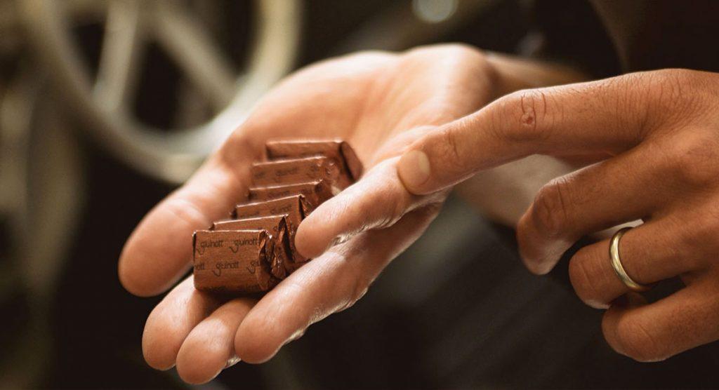 Guido Castagna, passione cioccolato