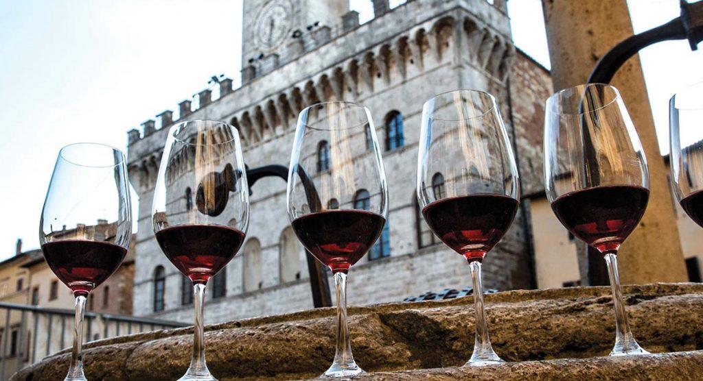 Nobile di Montepulciano, un vino fortemente gastronomico