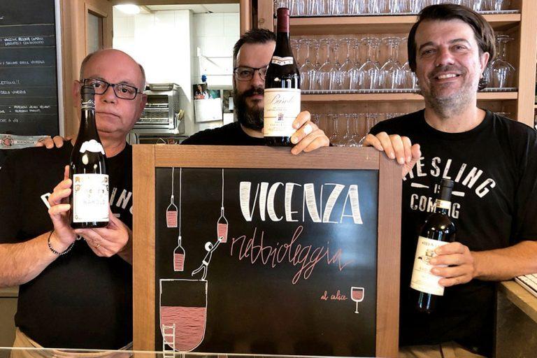VENETO – Vicenza: Vineria Parolin