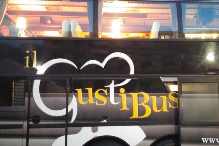 """Arriva """"Gustibus"""", il ristorante viaggiante"""