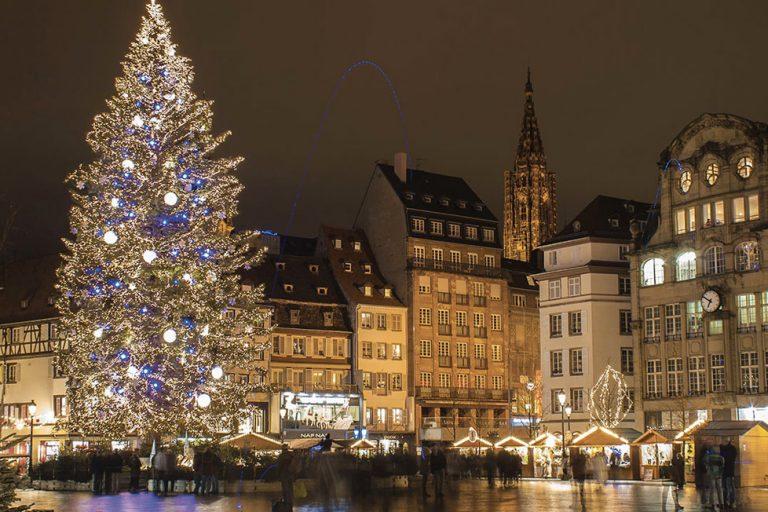 Splendidi mercatini di Natale