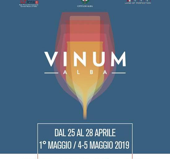 La Primavera di Alba ha il profumo di Vinum
