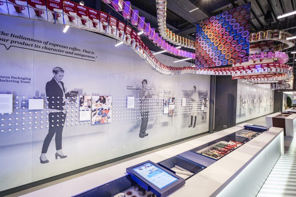 Il Museo Lavazza, nel segno del caffè