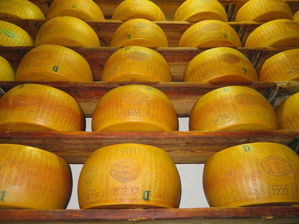 Parmigiano Reggiano, l'indispensabile
