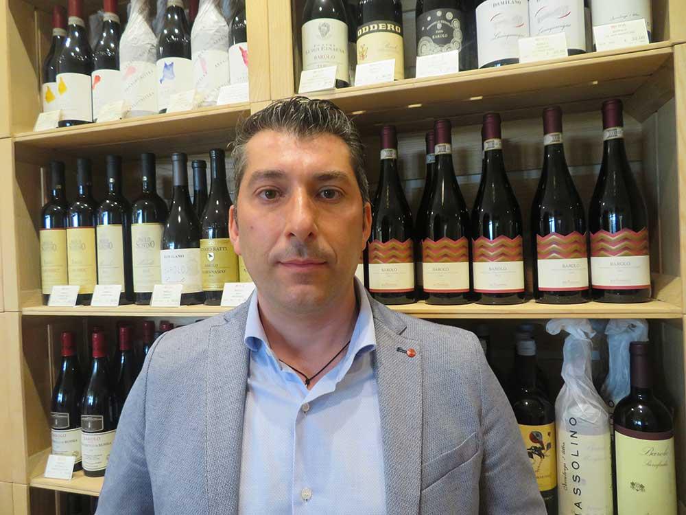 È Davide Viglino il nuovo direttore di Vignaioli Piemontesi