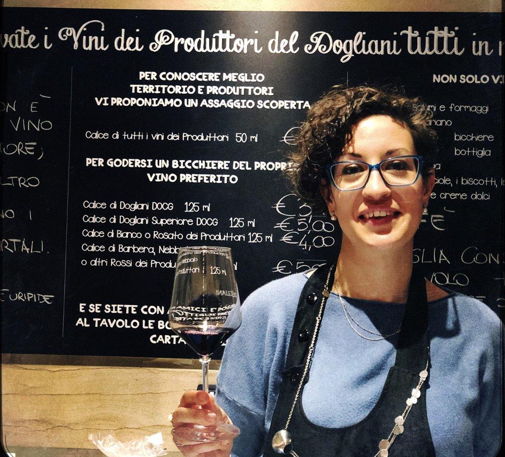 PIEMONTE – Dogliani (Cuneo): Bottega del Vino di Dogliani