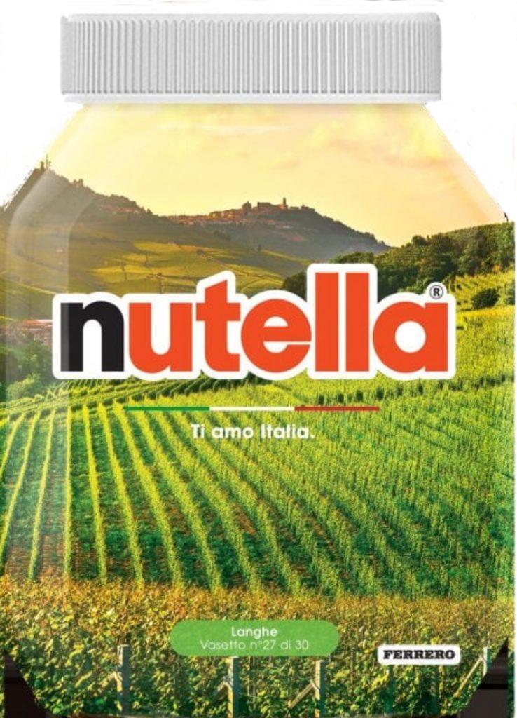 Arriva una Nutella in edizione speciale per celebrare l'Italia da visitare