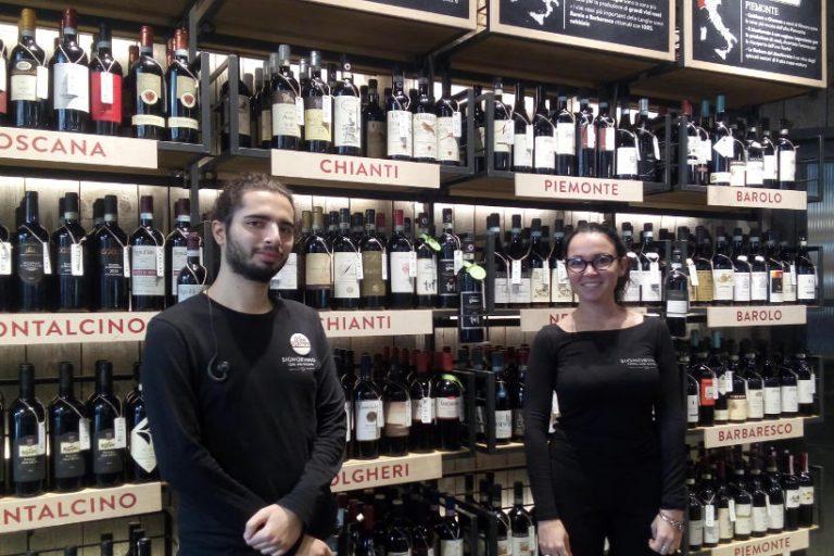 EMILIA ROMAGNA – Parma: Signorvino Cantina con Cucina