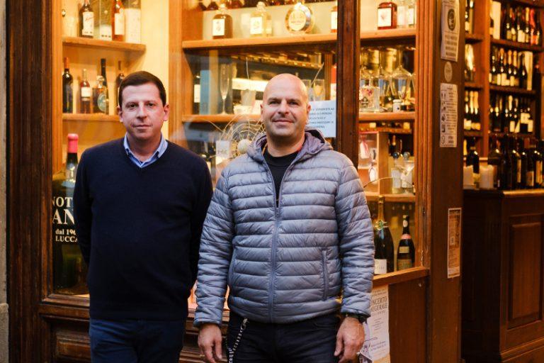 TOSCANA – Lucca: Enoteca Vanni