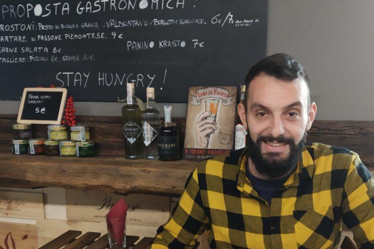 VALLE D'AOSTA – Aosta: Inbottiglieria wine bar
