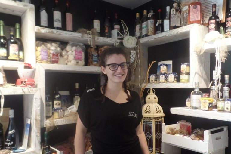VALLE D'AOSTA – Aosta: Saint-Vout Café