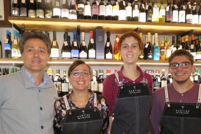 PIEMONTE – Cherasco (Cuneo): Vineria Le Sartine