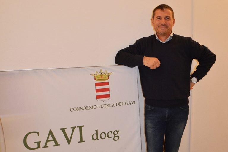 Maurizio Montobbio è di nuovo alla guida del Consorzio del Gavi
