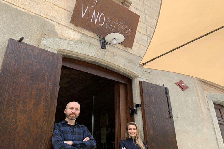 PIEMONTE – Costigliole d'Asti: Vino Enobottega