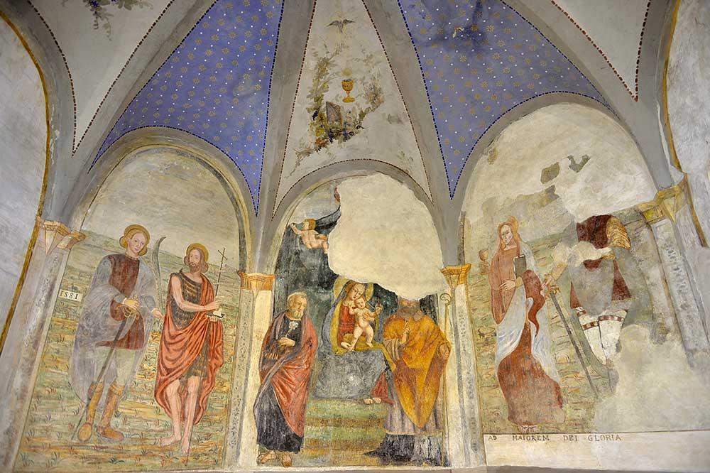 """""""Sentieri dei Frescanti"""", museo diffuso nel Roero"""