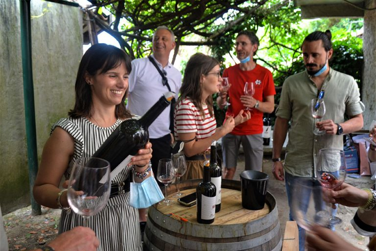 Ha debuttato ReWine, prima Edizione dell'evento dedicato ai grandi vini canavesani