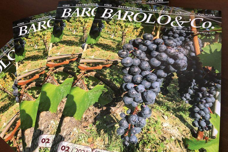 E' arrivato il numero dell'estate della rivista Barolo & Co.